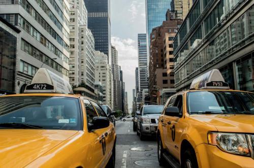 Taxi, NYC